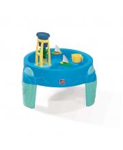 Столик с водяной мельницей