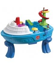 Столик для игр с водой и песком Фиеста