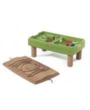 Столик для игр с песком и водой STEP 2