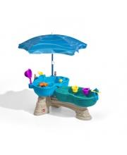 Каскад столик для игр с водой STEP 2