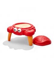 Крабик столик для игр с песком STEP 2
