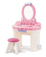 Туалетный столик Маленькая Барби STEP 2