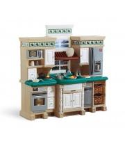 Игровая кухня Люкс STEP 2