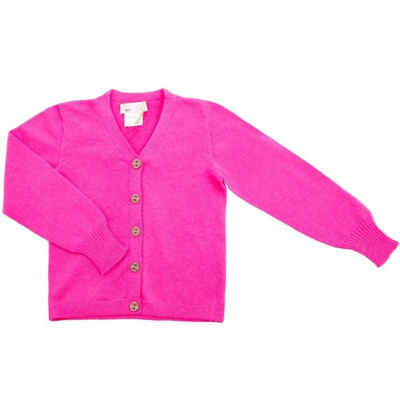КардиганКардиган розовогоцвета марки R&amp;I длядевочек.<br>Кардиган на пуговицах является одной из наиболее практичных вещей в детском гардеробе. Поэтому к осенне-зимнему сезону так важно купить для малышки красивую кофту.<br>Изделие, выполненное из мериносовой шерсти, будет приятно согревать ребенка даже в самые холодные дни. Кардиган застегивается на пуговицы, его можно носить вместе с тонкими джемперами или водолазками.<br>Кофту красивого розовогоцвета можно легко сочетать с юбочками, лосинами и брючками. Великолепный кардиган освежит образ маленькой модницы и подарит малышке хорошее настроение.<br>Состав: 100% шерсть тонкорунного мериноса.<br><br>Размер: 5 лет<br>Цвет: Розовый<br>Рост: 110<br>Пол: Для девочки<br>Артикул: 637838<br>Страна производитель: Киргизия<br>Сезон: Осень/Зима<br>Состав: 100% Шерсть<br>Бренд: Киргизия<br>Вид застежки: Пуговицы