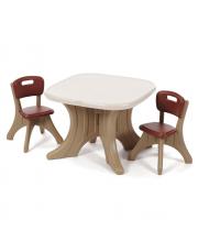 Столик со стульями STEP 2