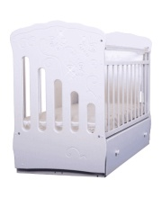 Кровать детская Бабочки Островок уюта