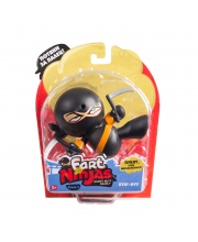 Игрушка Пукающий Ниндзя с серпами Фарт Ниндзя Fart Ninjas