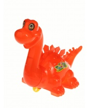 Динозавр с пускателем