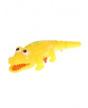 Крокодил со светом