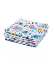 Пеленки для новорожденных 80х120 см 5 шт Чудо-Чадо