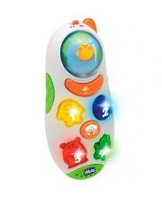 Говорящая игрушка в виде мобильного телефона Chicco