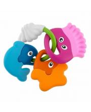 Игрушка развивающая Погремушки в форме рыбок Chicco