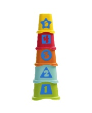Пирамидка Ring Tower 2-в-1 Chicco