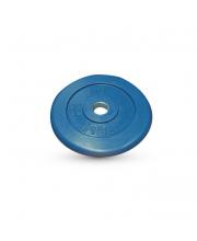 Диск обрезиненный d 51 мм 20 кг Barbell