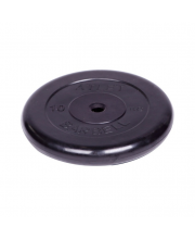 Диск обрезиненный d 26 мм 10 кг Barbell