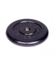 Диск обрезиненный d 31 мм 5 кг Barbell