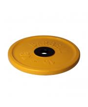 Диск олимпийский d 51 мм 15 кг