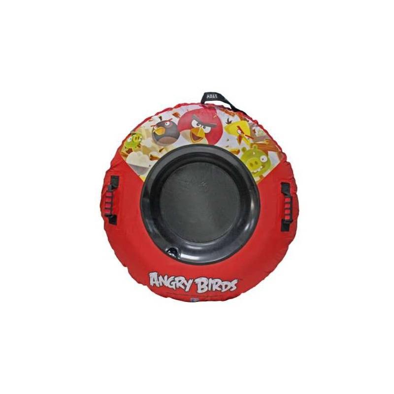 1Toy Тюбинг Angry Birds 92 см urma санки ватрушки d90 m