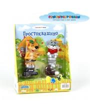 Пластизоль Кот и Пес Затейники
