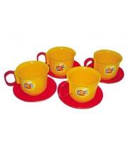 Набор посуды чашки Пласастер Пластмастер