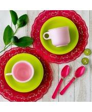 Набор посуды Чайная пара Лайм Росигрушка