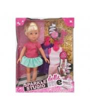 Кукла с одеждой и аксессуарами в ассортименте DOLL&ME