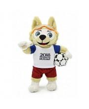 Волк Забивака 25см FIFA 2018