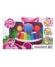 Пианино со светом и звуком на батарейках HASBRO