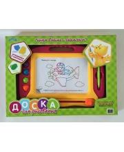 Доска для рисования Бегемот S+S Toys
