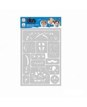 Трафарет для боди-арта в ассортименте S+S Toys