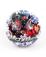 Мяч Супергерои 23 см Затейники