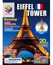 Пазл Эйфелева башня 3D 20 деталей S+S Toys