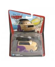 Машина Тачки 2 Делюкс в ассортименте Mattel