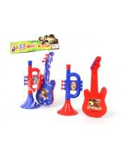 Музыкальные инструменты МАША И МЕДВЕДЬ