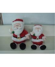 Санта Клаус со звуком 23 см SONATA style