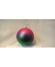 Набор шаров 4 шт 7 см Фабрика Деда Мороза