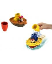 Быстроходный катер для ванны в ассортименте Mattel