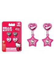 Набор сережек Hello Kitty в ассортименте INTEK