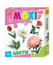 """Пазлы Макси """"Цветы"""" Русский стиль Русский стиль"""