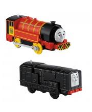 Паровозик с мотором в ассортименте Mattel