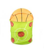 Корзина для игрушек Баскетбол Наша Игрушка