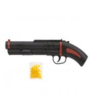 Пистолет мех. 210 мм Наша Игрушка