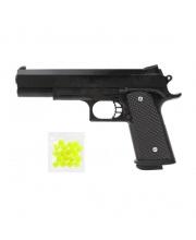 Пистолет мех. 245 мм Наша Игрушка