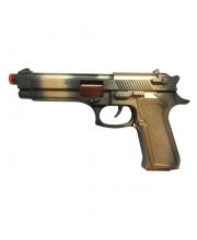 Пистолет с трещоткой Наша Игрушка
