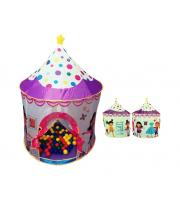 Палатка Замок с шариками