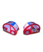 Игровой домик Машина + 100 шариков