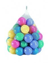 Комплект шариков 6 см/100 шт