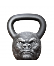 Гиря Горилла 16 кг Iron Head