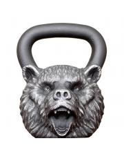 Гиря Медведь 24 кг