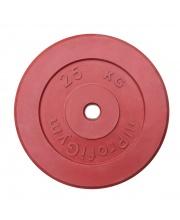 Диск обрезиненный d 31 мм 25 кг